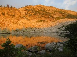 Good morning lake!