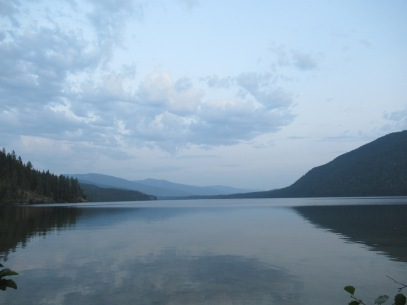 Upper Priest Lake!
